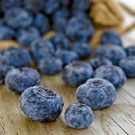 Maria Dryfhout - Fresh Blueberries