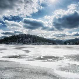 Thomas R Fletcher - Frozen Lake