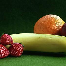 Sally Weigand - Fruit Still Life