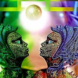 Hartmut Jager - Galactic Sisters
