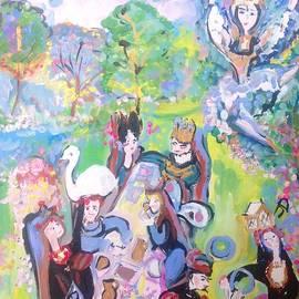 Judith Desrosiers - Garden Party
