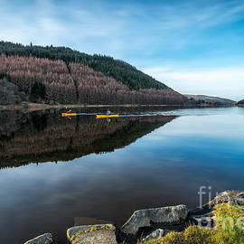 Adrian Evans - Geirionydd Lake