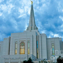 Nick Boren - Gilbert Arizona LDS Temple