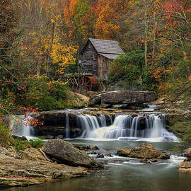 Douglas Berry - Glade Creek Grist Mill