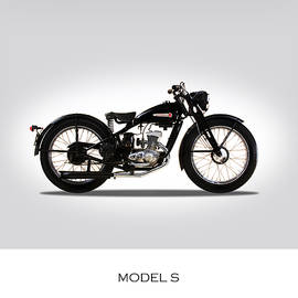Harley Davidson Model S - Mark Rogan