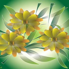 Iris Gelbart - Heavenly Floral 2