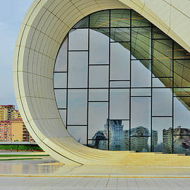 Andy Za - Heydar Aliyev Center. Baku.