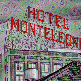 Bill Cannon - Hotel Monteleone - New Orleans