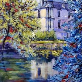 Cathy MONNIER - House in Magne france