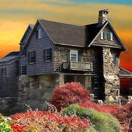 EricaMaxine  Price - House on the Hill