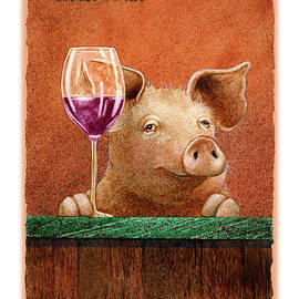 house swine... - Will Bullas