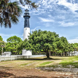 Scott Hansen - Hunting Island Lighthouse