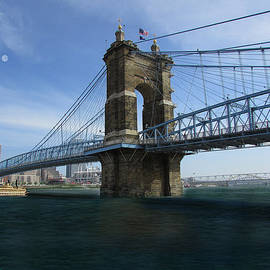 Michael Rucker - John A. Roebling Suspension Bridge