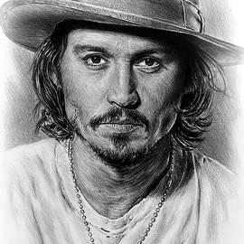 Andrew Read - Johnny Depp
