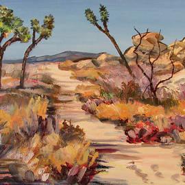 Robert Gerdes - Joshua Tree Trail