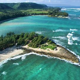 Kawela Bay, looking west - Sean Davey