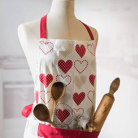 Kitchen Apron - Amanda And Christopher Elwell