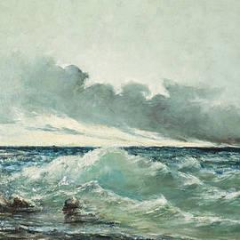 La Vague - Gustave Courbet