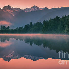 Henk Meijer Photography - Lake Matheson