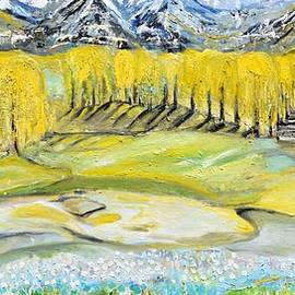Evelina Popilian - Landscape
