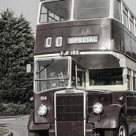 Linsey Williams - Leyland Double Decker Bus