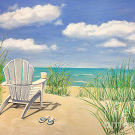 Life is a Beach - Diane Diederich