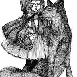 Akiko Okabe - Little Red Riding Hood