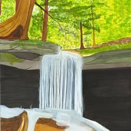 David Bartsch - Little Waterfall