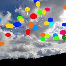 Anand Swaroop Manchiraju - Looking Up The Sky