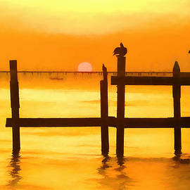 Kathy Bassett - Louisiana Evening