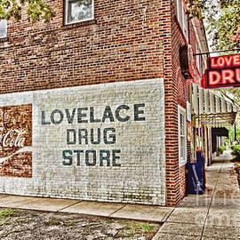 Scott Pellegrin - Lovelace Drug Store
