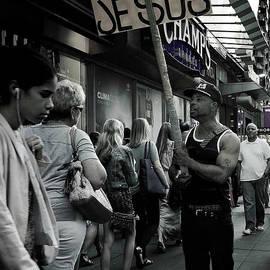 Miriam Danar - Man on the Street
