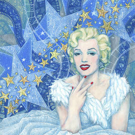 Julia Khoroshikh - Marilyn Monroe