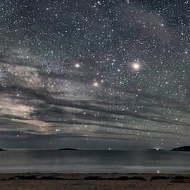 Robert Fawcett - Mars Stars and the Beach