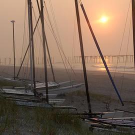 Dan Myers - Misty Sunrise