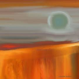 Lenore Senior - Moon over the Canyon