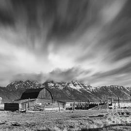 Henk Meijer Photography - Mormon Row Barn, Grand Teton N.P