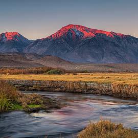 Morning in the Sierra Nevada - Andrew Soundarajan