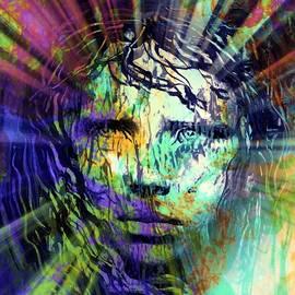 Rich  Ray Art - Morpheus Greek God Of Dreams And Sleep