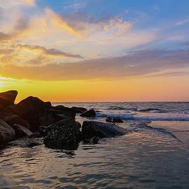 Todd Wise - Morris Island Sunrise