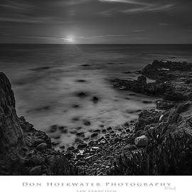PhotoWorks By Don Hoekwater - Moss Beach Sunset