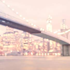 Vivienne Gucwa - New York City - Lights at Night