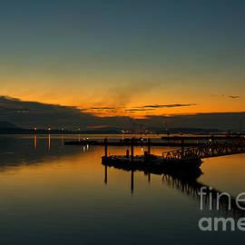Elmar Langle - Newcastle Ferry Dock