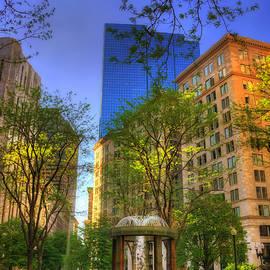 Joann Vitali - Norman B Leventhal Park - Boston