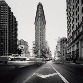 Nina Papiorek - NYC Flat Iron