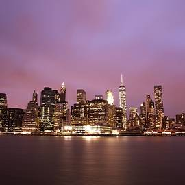 Bob Cuthbert - NYC Skyline