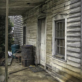 Walt Foegelle - Back Porch