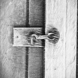 Old door latch - Tom Gowanlock