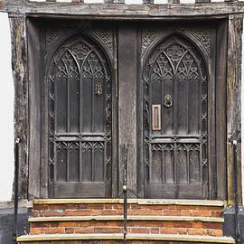 Old doors - Tom Gowanlock