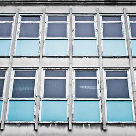 Old office building - Tom Gowanlock